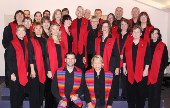 Chancel Choir 2014